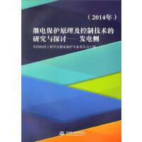 继电保护原理及控制技术的研究与探讨――发电侧(2014年)