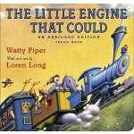 The Little Engine That Could Board Book( 货号:9780399173875)
