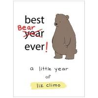 一见你就好心情 Best Bear Ever! Liz Climo 英文原版成人绘本 心灵治愈漫画