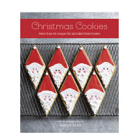 圣诞节的曲奇饼干 Christmas Cookies 60多种可爱节日烘焙食谱 饼干烘焙 圣诞节点心烘焙 手作饼干书