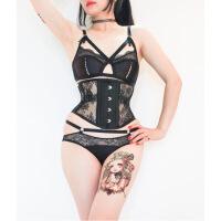 六一儿童节520Annzley宫廷钢骨束身衣corset 产后束腰薄款短款外穿多色可选520礼物