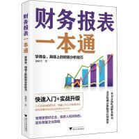 财务报表一本通 学得会、用得上的财报分析技巧 浙江大学出版社