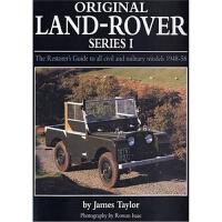 预订Original Land Rover Series 1:The Restorer's Guide to Civil