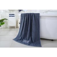 浴巾毛巾套装大号男女情侣可爱韩版个性纯棉全棉柔软吸水 140x70cm