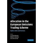 【预订】Allocation in the European Emissions Trading Scheme: Ri