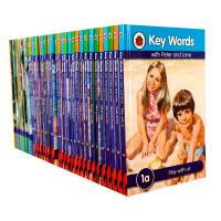 Key words 1-12级36本套装 英语关键词学习法开山之作,少儿英语分级阅读经典 将关键词(keywords)和自然拼读法(Phonics)结合的少儿英语分级读物