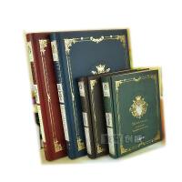 创意答案之书硬抄本 复古怀旧记事本 空白日记本  此链接为大号,B5.