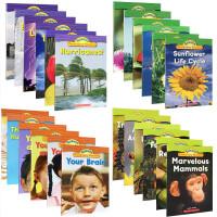 英文原版 Science Vocabulary Readers 系列24本套装 内容皆为孩子们熟悉 引发孩子的共鸣和阅读兴趣 在提高孩子们阅读非小说题材的能力 并帮助他们提高英语词汇量