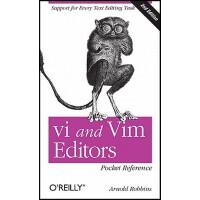 【预订】vi and Vim Editors Pocket Reference