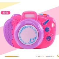 玩具照相机 仿真照相机玩具 带音乐儿歌灯光快门声 宝宝早教玩具儿童礼物