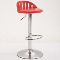 【热卖新品】吧台椅子升降转椅高脚凳靠背椅家用吧台凳现代简约高吧凳酒吧桌椅