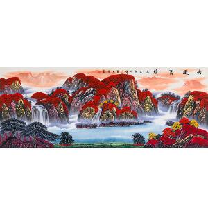 国家一级美术师 范海(鸿运当头)ZH190
