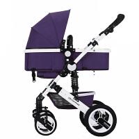 高景观婴儿推车可坐可躺折叠便携新生儿童车手推车避震轻便婴儿车