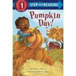 Step into Reading Level 1: Pumpkin Day!( 货号:9780553513417)