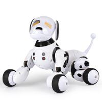智能玩具机器狗 遥控机器狗会唱歌跳舞耍宝多技能智能电动遥控机器人儿童玩具狗电子宠物