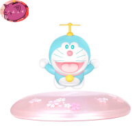 哆啦A梦磁悬浮飞行手办 叮当猫公仔 女生生日礼物 创意模型摆件 新品正版