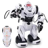 锋源 智能遥控机器人卡尔文 语音对话 早教益智 声控电动玩具 28091