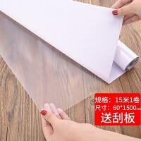 透明厨房防油贴纸耐高温瓷砖墙贴灶台防油自粘油烟机橱柜壁纸
