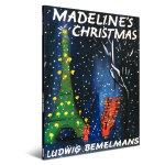 顺丰包邮 Madeline's Christmas 玛德琳的圣诞节 廖彩杏推荐英文原版绘本