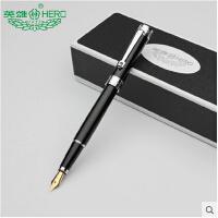 HERO英雄927学生办公练字铱金礼品钢笔