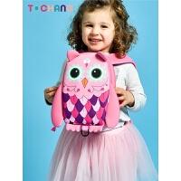 1-2-3岁宝宝婴儿背包书包儿童幼儿园双肩背包男女孩包包