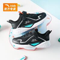 【满99-20】【商场同款】安踏儿童男童鞋夏季新款中大童魔术贴跑鞋312118826