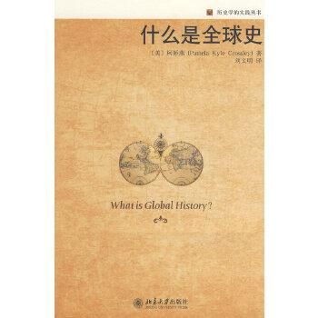 历史学的实践丛书—什么是全球史