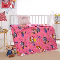幼儿园午睡两用被罩全棉被套儿童夏被子空调被小号纯棉卡通薄定制