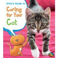【预订】Kitty's Guide to Caring for Your Cat