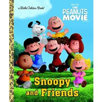 The Peanuts Movie: Snoopy and Friends