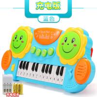 宝宝电子琴玩具0-1-2-3-6周岁婴幼儿童玩具女孩可充电女宝宝