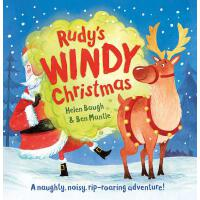 【预订】Rudy's Windy Christmas