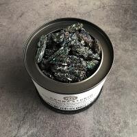 ins无火香薰室内卧室助眠铁盒水晶扩香石精油空气香氛火山岩矿石 1 蓝风铃