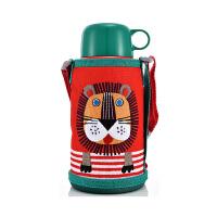 tiger虎牌保温杯MBR-S06G儿童保冷吸管杯两用304不锈钢台湾版