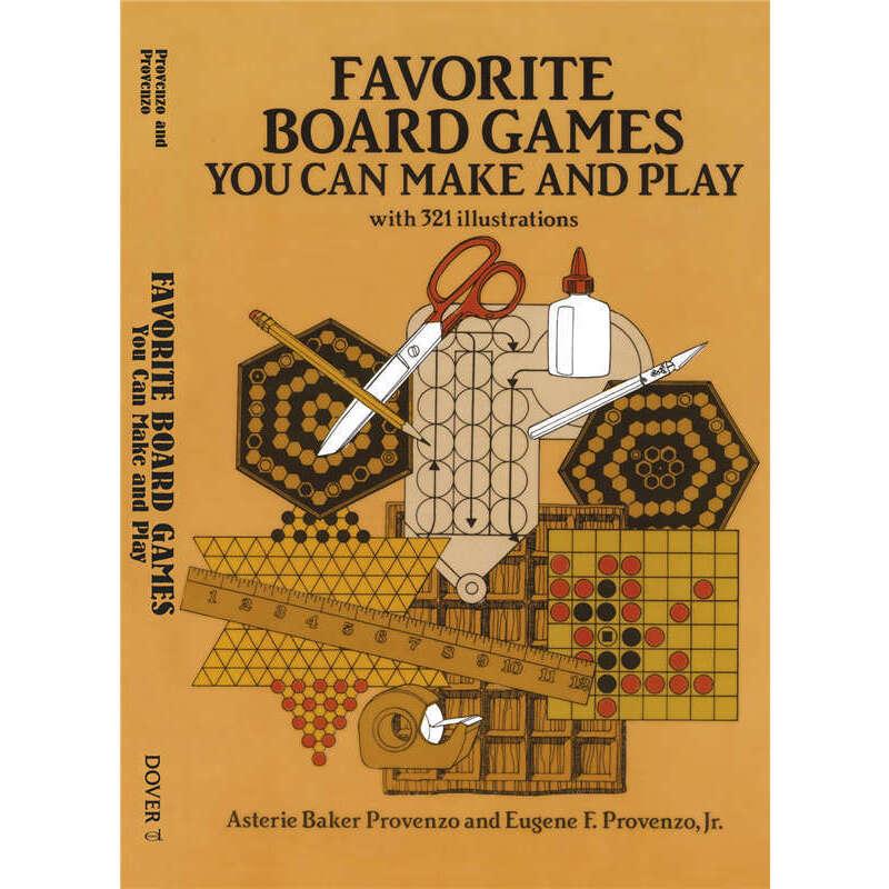 Favorite Board Games (【按需印刷】) 按需印刷商品,15天发货,非质量问题不接受退换货。