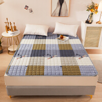 伊迪梦 全棉床垫 榻榻米床褥垫被褥子0.9/1.2/1.5/1.8m米单双人床lc06