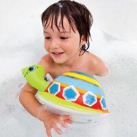 婴幼儿充气戏水玩具儿童洗澡游泳水中玩耍玩沙动物
