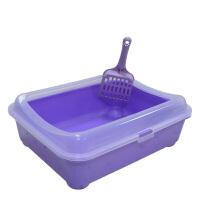 Madden 麦豆 宠物用品 猫用品 猫咪超可爱方形猫砂盆 猫厕所颜色多 *发货 1804023