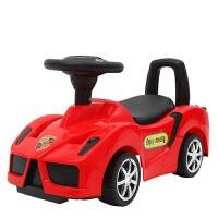 儿童滑行车四轮扭扭车带音乐宝宝车小孩溜溜车1-3岁玩具车