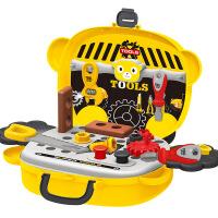 过家家儿童工具箱套装仿真螺丝刀维修台螺丝刀扳手3-5-6岁男孩子 工具箱