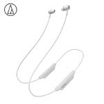 铁三角 ATH-CLR100BT 入耳式无线蓝牙耳机 运动耳麦 颈挂式带麦可通话