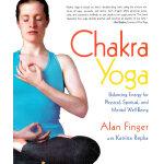 CHAKRA YOGA(ISBN=9781590302552) 英文原版