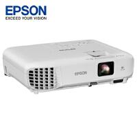 EPSON 爱普生投影机/投影仪 CB-S05,商务易用型投影机,标配USB/HDMI接口,爱普生CB-S04升级款
