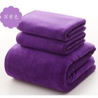 大毛巾浴巾加大加厚大号美容院专用浴巾酒店沐比纯棉吸水