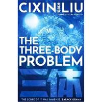 现货 The Three-Body Problem PB 英文原版 三体1 科幻小说