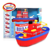 learning mates光华玩具 益智玩具 百变小轮船