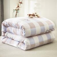 冬季棉花被子新疆纯棉花被春秋被双人空调被子全棉花单人加厚棉絮冬季被芯