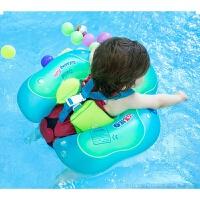 婴儿游泳圈趴圈游泳馆幼儿腋下圈儿童0-3岁-6岁抖音 全英文版
