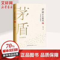 茅盾作品精选 长江文艺出版社