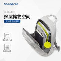 Samsonite/新秀丽双肩包女小包 13寸商务电脑包男书包旅行背包BP2